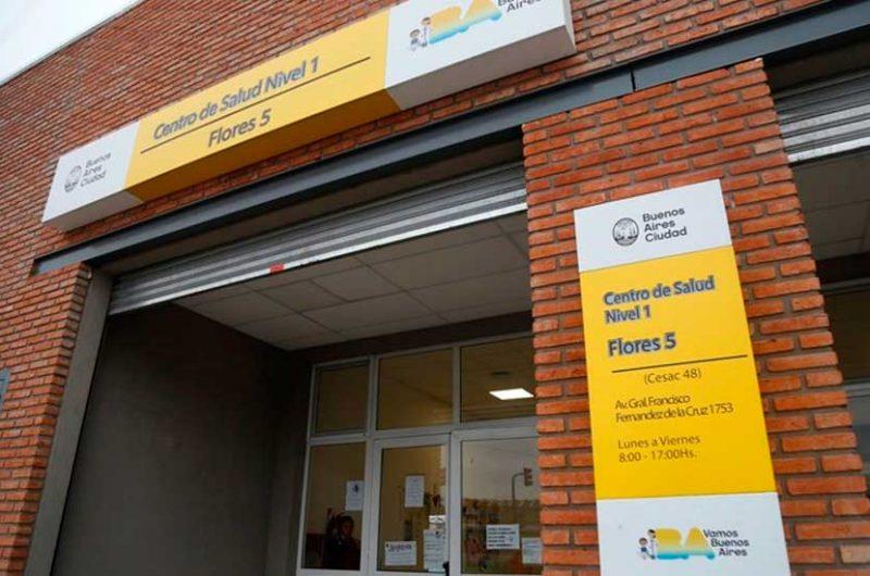 Fundación Leer inauguró espacios de lectura en centros de salud