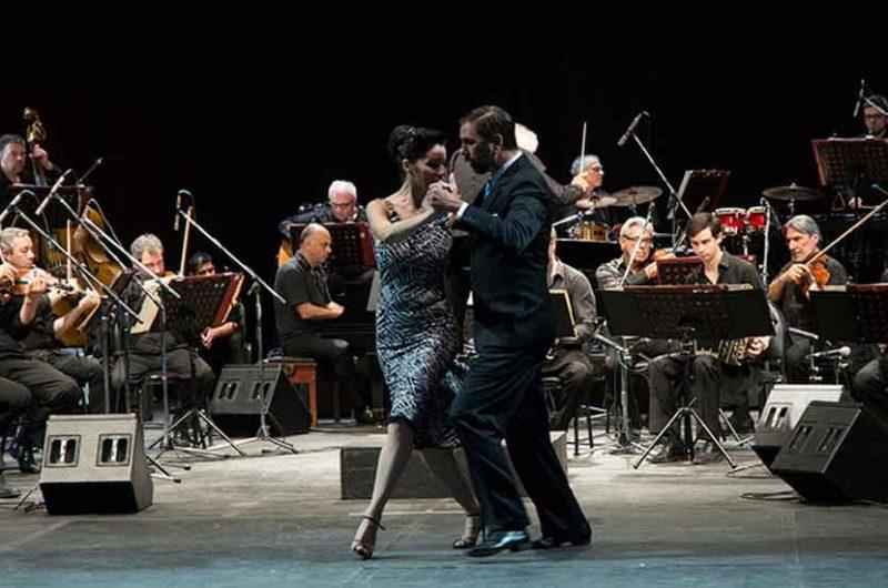 Comienza el XXVIIº Certamen de Tango Hugo del Carril
