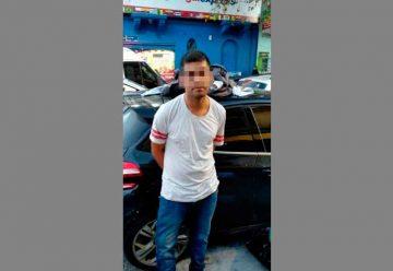 La Policía capturó a un contrabandista de celulares