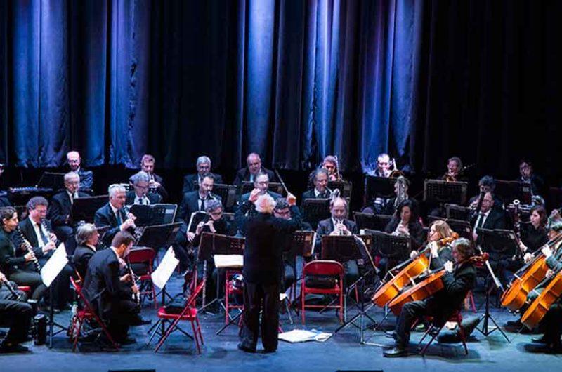 La Banda Sinfónica de la Ciudad en el Teatro Gran Rivadavia