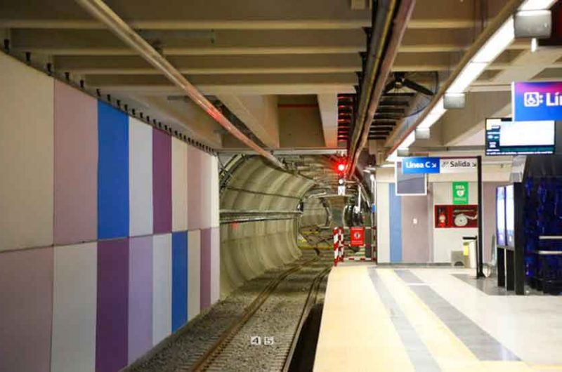Inauguraron las nuevas estaciones de la Línea E del subte