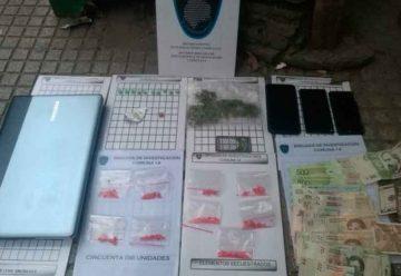 Detuvieron a dos dealers con marihuana y LSD en Palermo