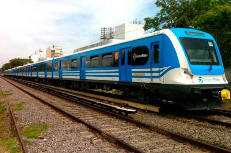 Medida de fuerza en el ferrocarril Sarmiento