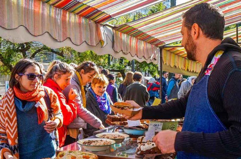 Buenos Aires Market llega a la Plaza del Ángel Gris