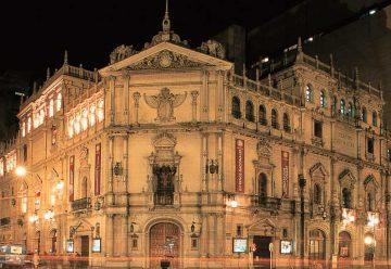 Festival de Teatroxlaidentidad en el Teatro Cervantes