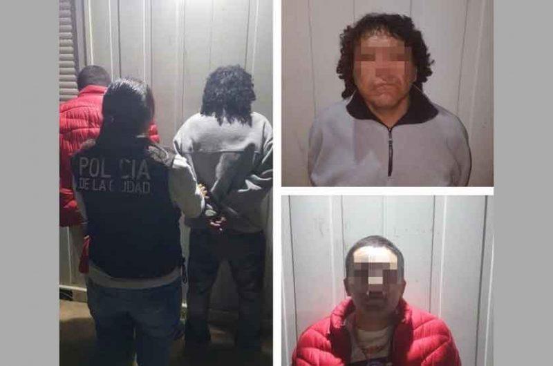 La Policía detuvo a dos dealers en La Paternal