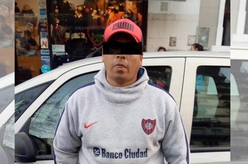La Policía detuvo a tres dealers peruanos en Caballito