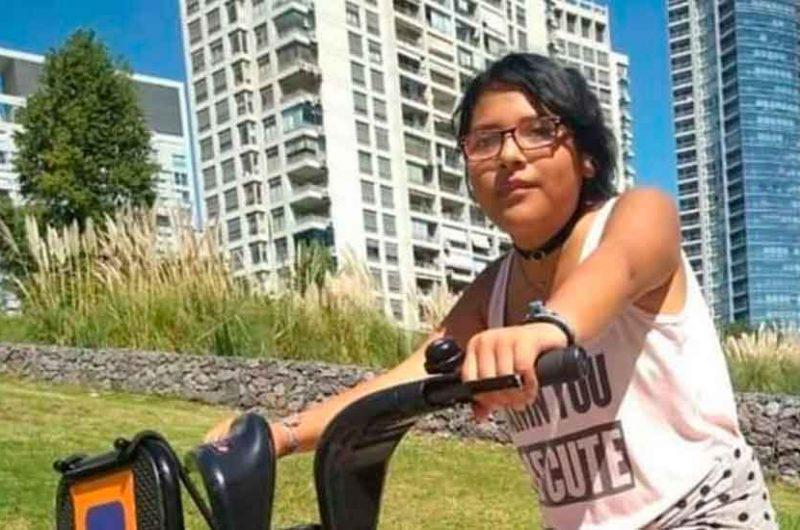 Una adolescente de 15 años es intensamente buscada