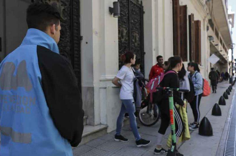 Nuevos Senderos Escolares en Villa Lugano y San Nicolás