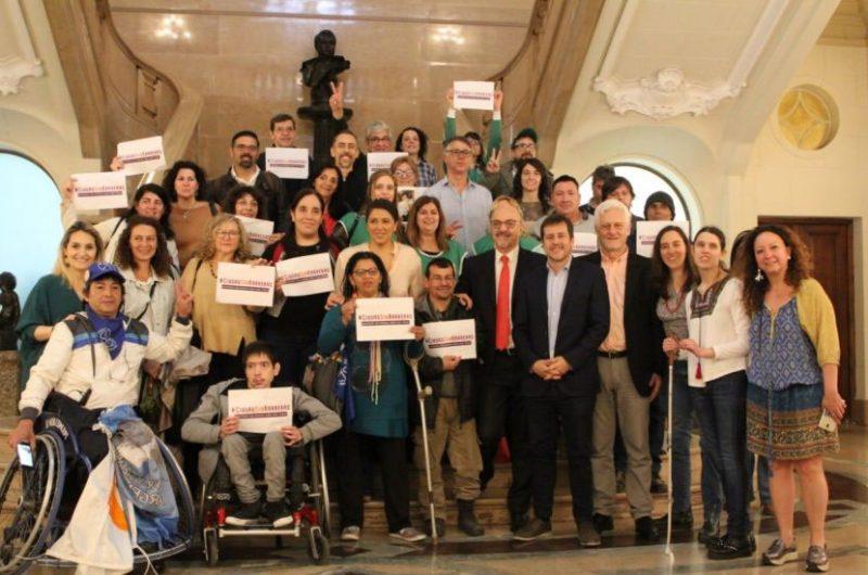 Comisión Especial de Personas con Discapacidad