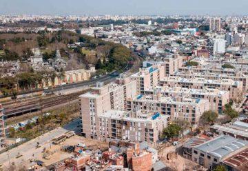 650 nuevos departamentos entregados en Chacarita