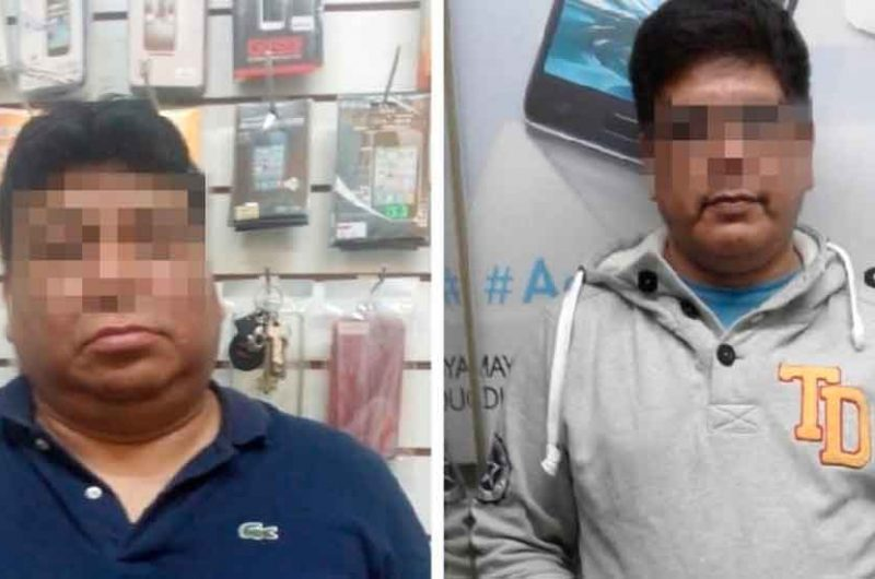 Allanamientos por celulares robados: siete detenidos