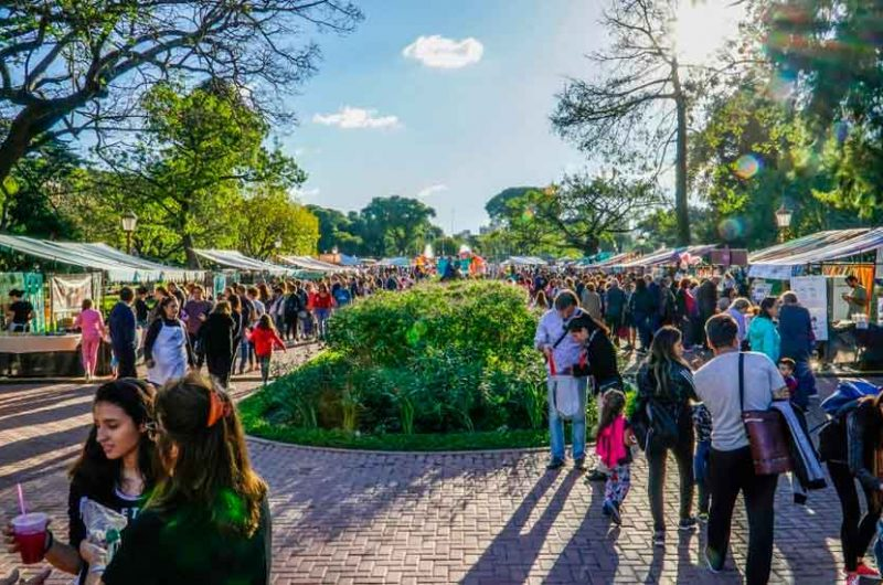 Nueva edición de Buenos Aires Market en Parque Chacabuco