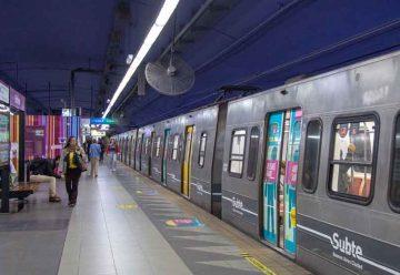 Nueva formación Alstom se suma a la Línea E