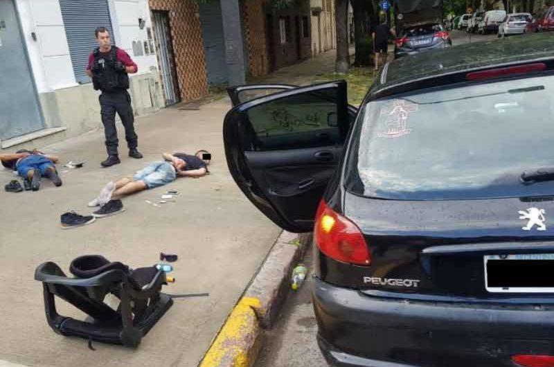 La Policía atrapó a dos ladrones de panaderías en Paternal