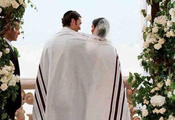 Un casamiento judío será parte de la noche de los templos