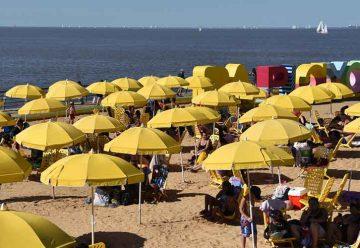 Más de 80.000 personas disfrutaron del primer fin de semana en BA Playa