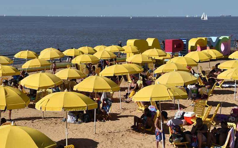 Más de 80.000 personas disfrutaron del primer fin de semana de BA Playa