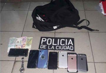 La Policía detuvo a un joven que robaba en el subte