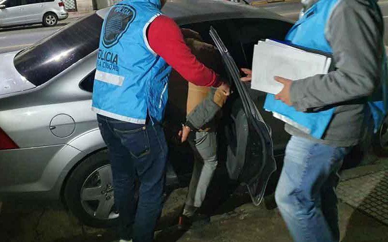 Detienen a un «narco taxi» con un kilo de cocaína
