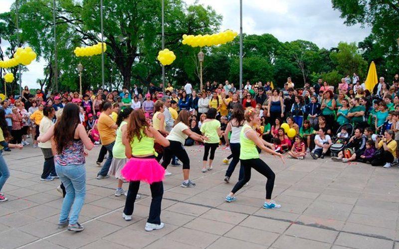Las plazas de la ciudad suman actividades en verano