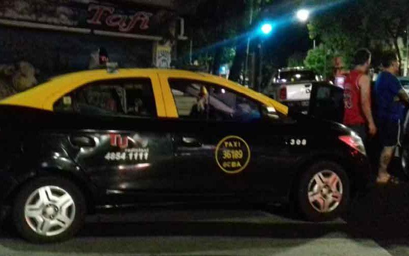 La Policía detuvo a un taxi dealer en Almagro