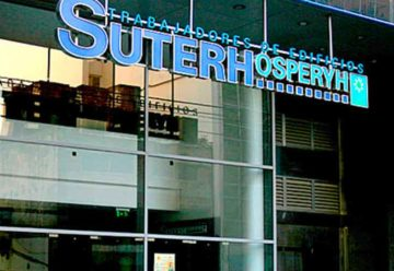 La Ciudad y el Suterh firmaron un convenio de asistencia