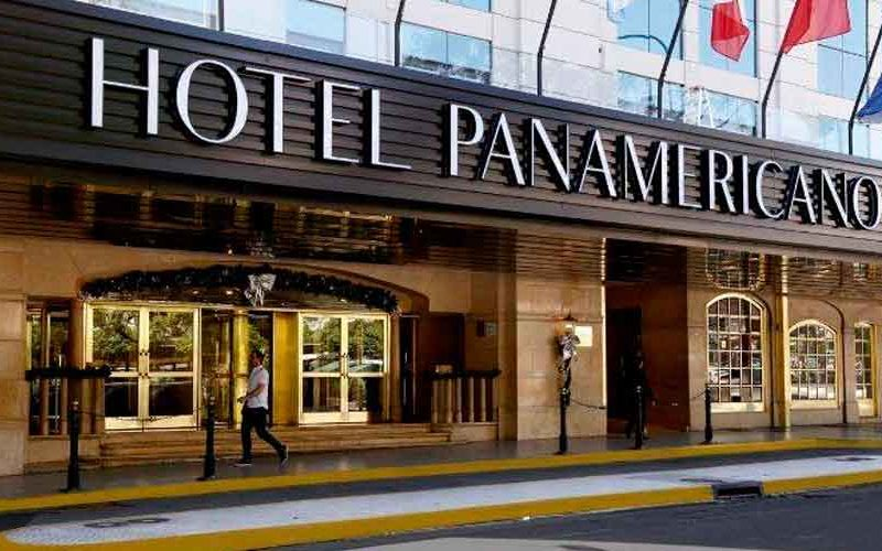 Ocho hoteles porteños recibieron a pasajeros de Ezeiza