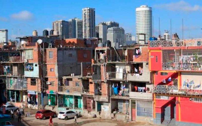Ya no quedan barrios sin casos de coronavirus
