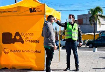 Nuevas Postas de Prevención en barrios populares de la Ciudad