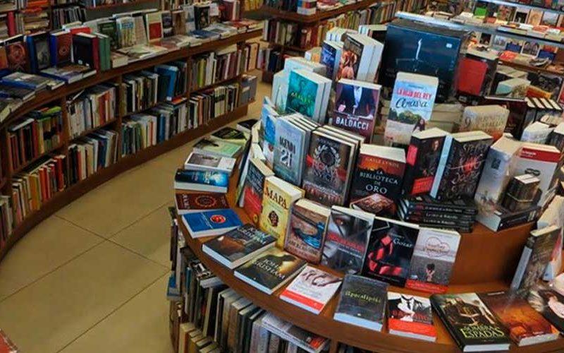 Las librerías abrieron sus puertas al público en la ciudad