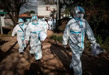Cuáles son los barrios porteños con más casos de coronavirus