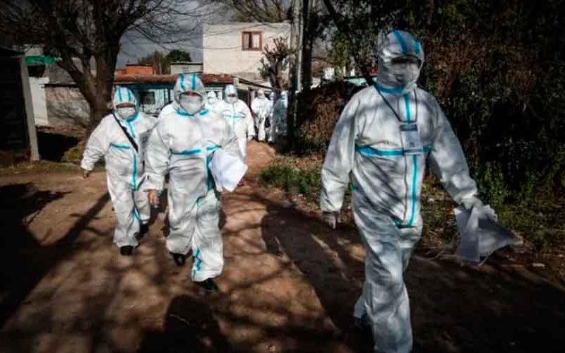 Los barrios de la ciudad con más casos de coronavirus