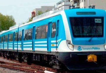 Reservar asiento en el tren se extiende a la línea Sarmiento