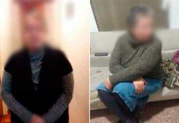 Secuestraron a una joven y a su hija para que atendieran un local