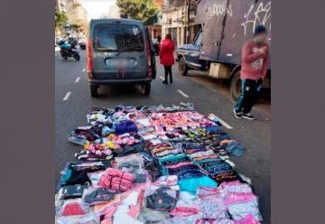 Más de 2.500 prendas apócrifas secuestradas