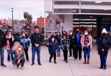 Legisladores del Frente de Todos recorrieron barrios populares