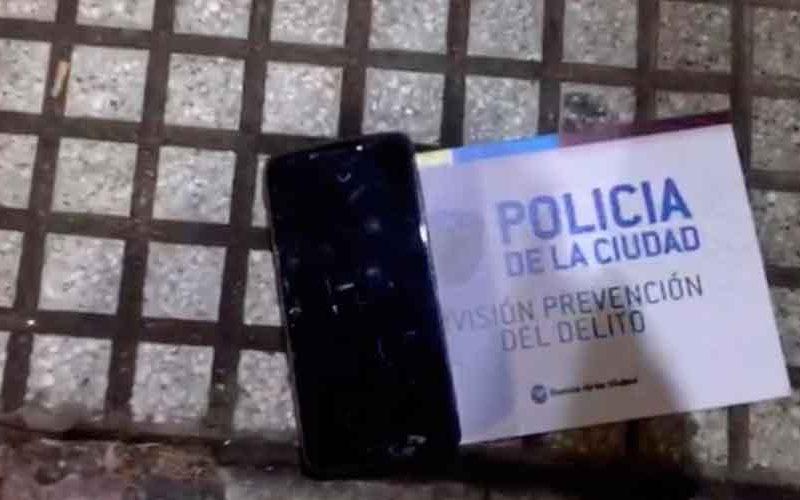 Detienen a un arrebatador tras persecución en Almagro