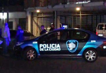 La Policía detuvo a dos hombres que escalaban edificios para robar