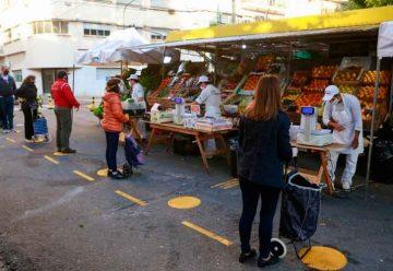 Las Ferias de la Ciudad continúan funcionando