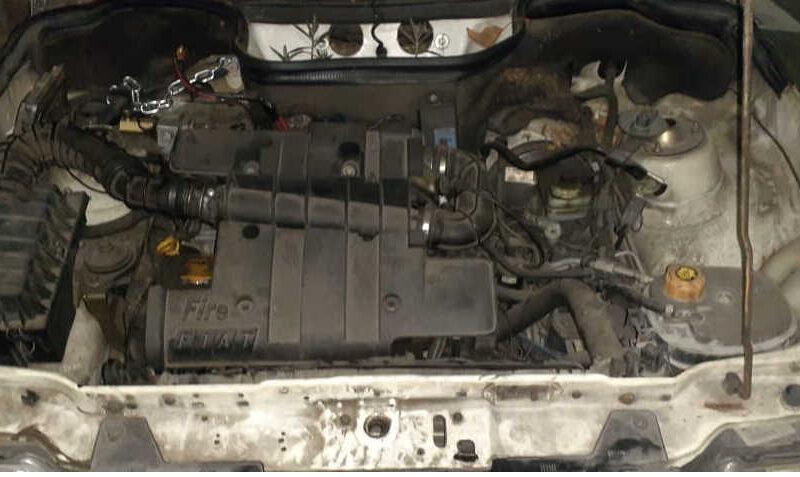 Dos detenidos en Boedo por robar la batería de una camioneta