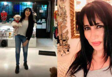 Marixa Balli: cerró su local de ropa que tenía en Flores