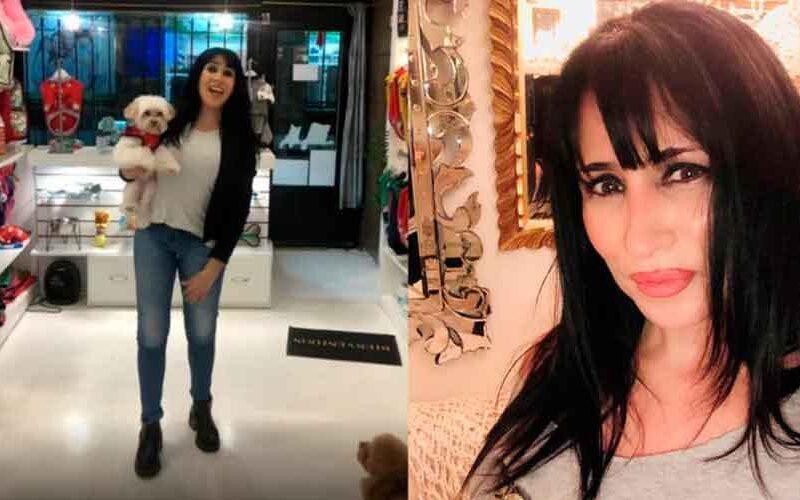 Marixa Balli cerró su local de ropa que tenía en Flores