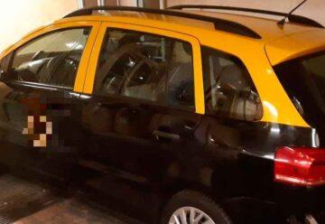 La Policía detuvo a taxista con cocaína en Flores