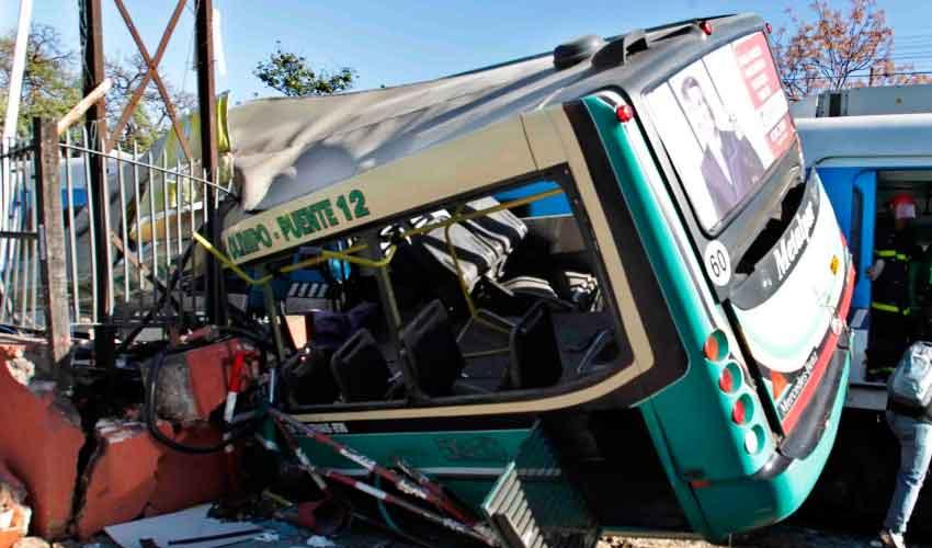 9 años del trágico accidente ferroviario y un colectivo