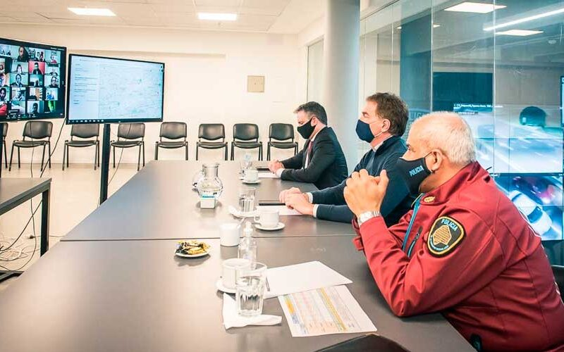 Seguridad: Segunda edición de Comisarías Cercanas