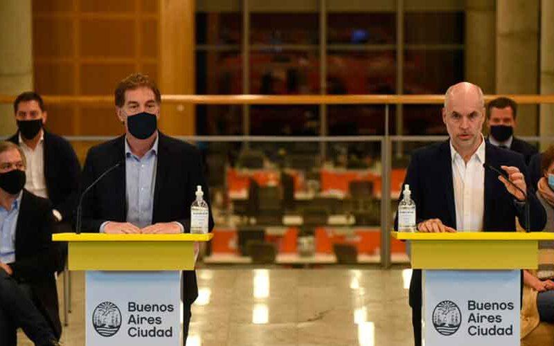 """Rodríguez Larreta: """"El consenso es el único camino»"""