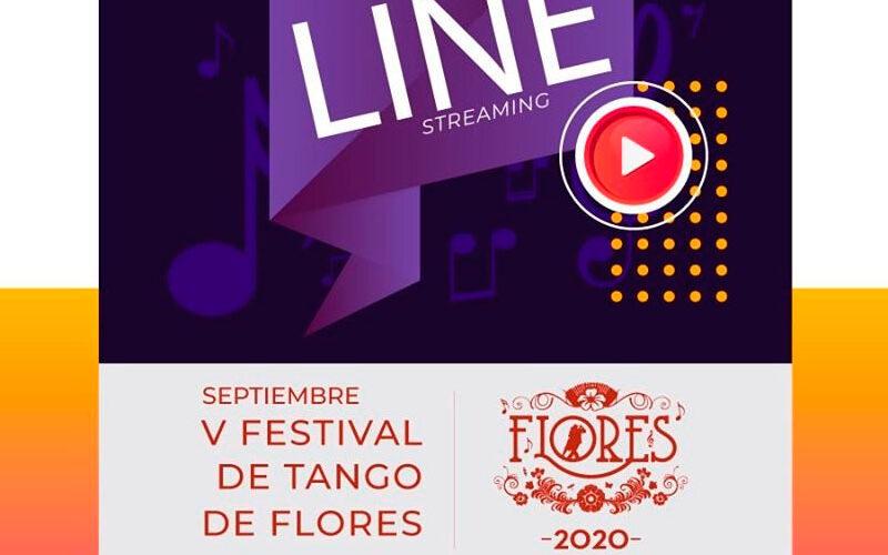 V Festival de Tango del barrio de Flores