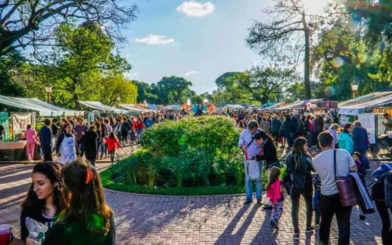 Vuelve Buenos Aires Market a Parque Chacabuco
