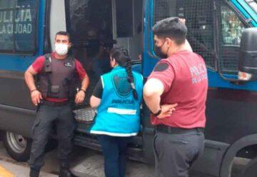 La Policía de la Ciudad detuvo a dos mecheras en Floresta